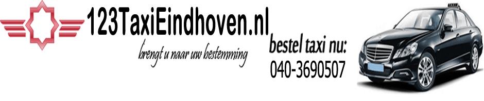 Taxi Eindhoven bestellen header image